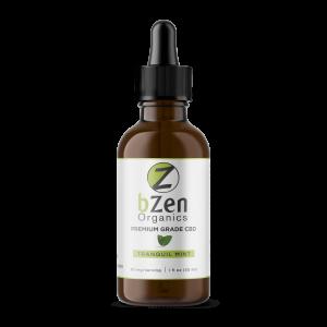 BZen Organics CBD Tinctures