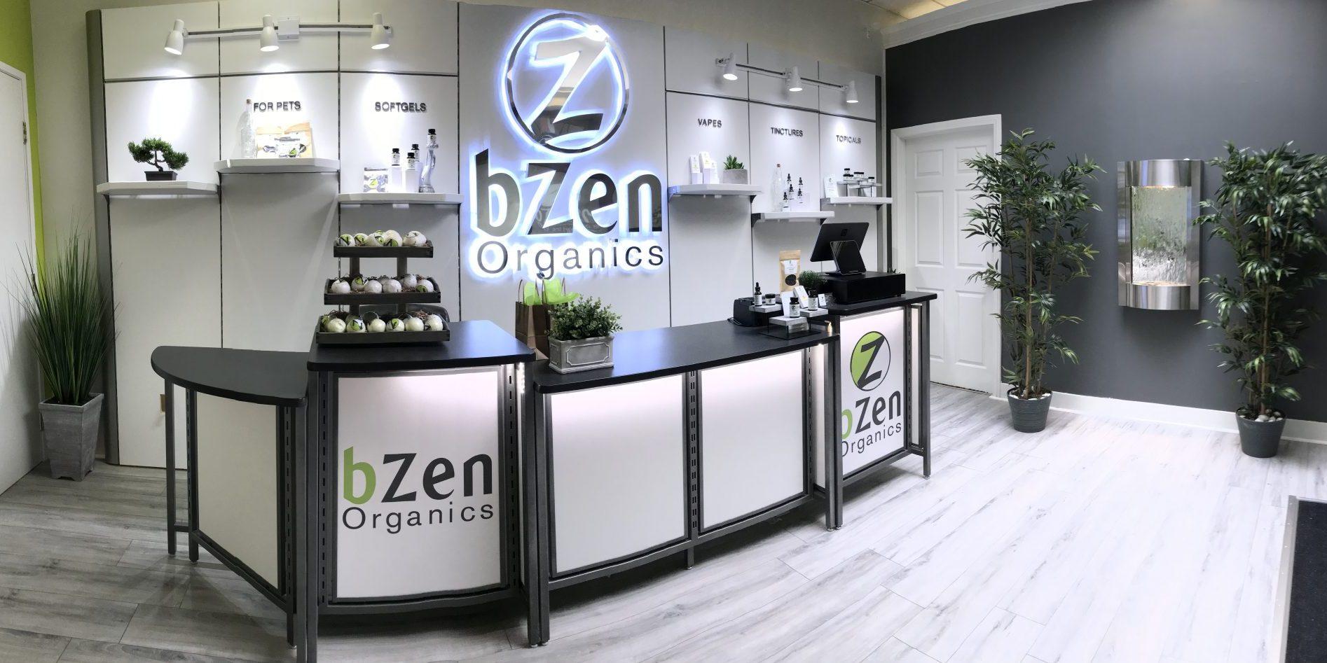 bZen Organics Santa Clarita Store