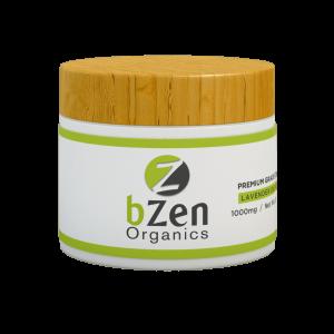 bZen Organics CBD Salve