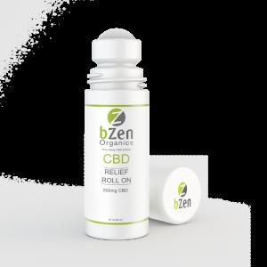 bZen Organics CBD Roll On Relief